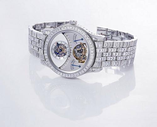Jaeger LeCoultre tourbillon watch