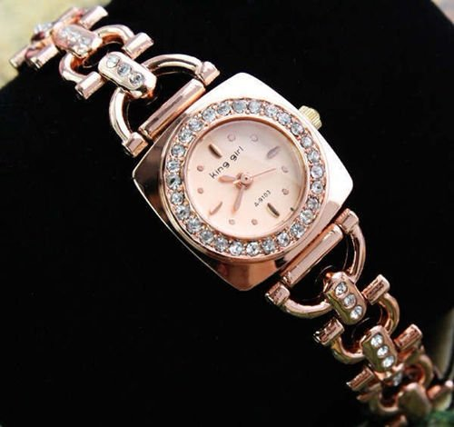 beautiful rose gold watches for ladies