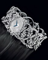 diamond embellished watch