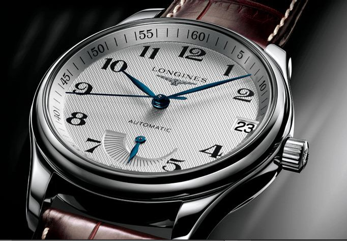 Swiss longines watch