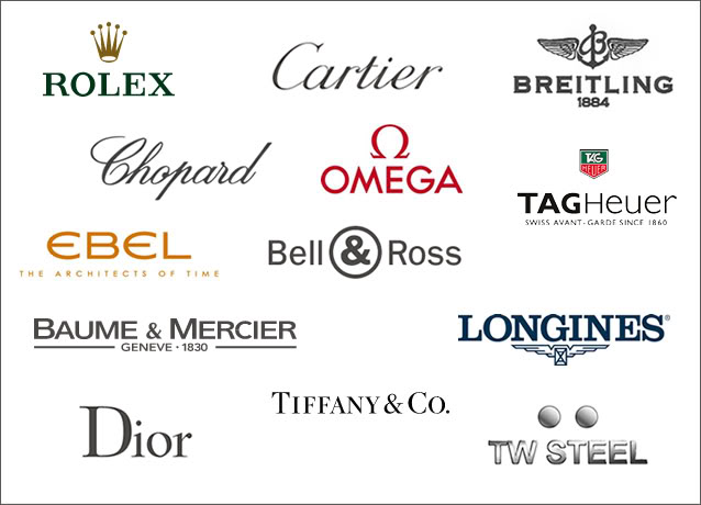 World Famous Watches Brands
