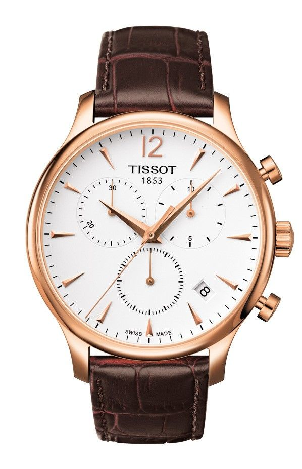 Gold watches for men Frederique Constant