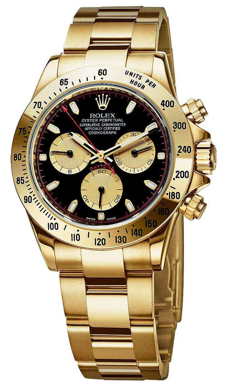 Gold watches for men Rolex