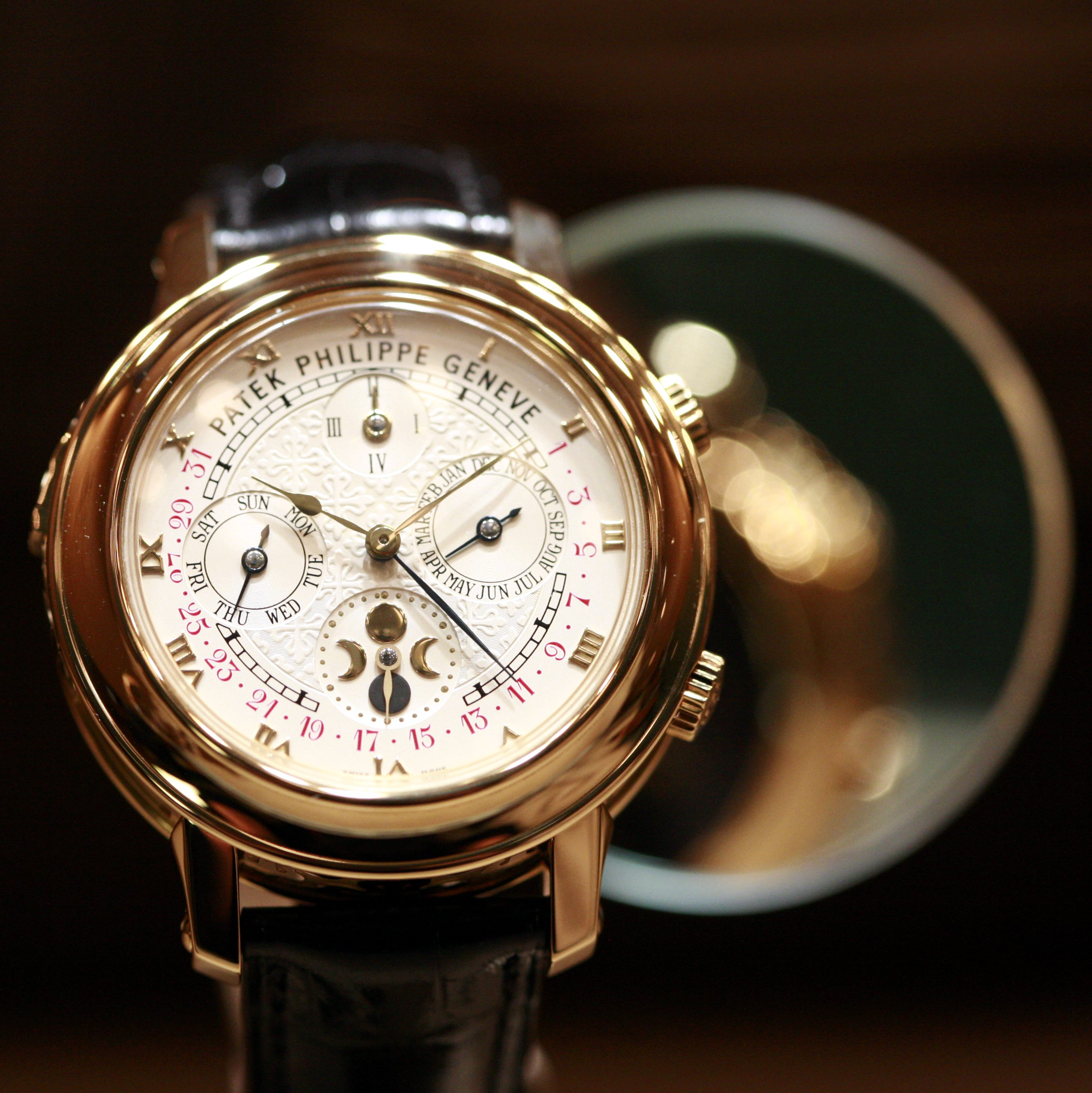 Patek Philippe man watch