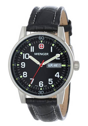 Swiss wenger watch