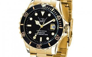 gold watches for men