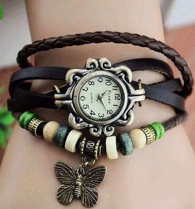 women vintage watch