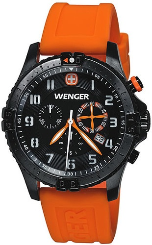 Wenger Swiss Squadron Men's watch